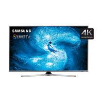 """Smart TV 55"""" LED 4K Samsung UN55JS7200GXZD com Wi-Fi, Nano Cristal, HDMI, USB e Games"""