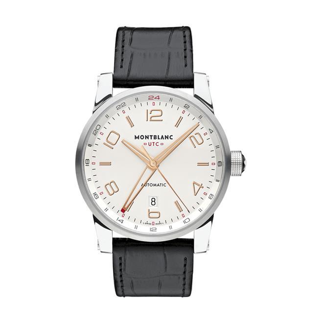 e5028290da0 Relógio Montblanc TimeWalker Voyager UTC. Ampliar
