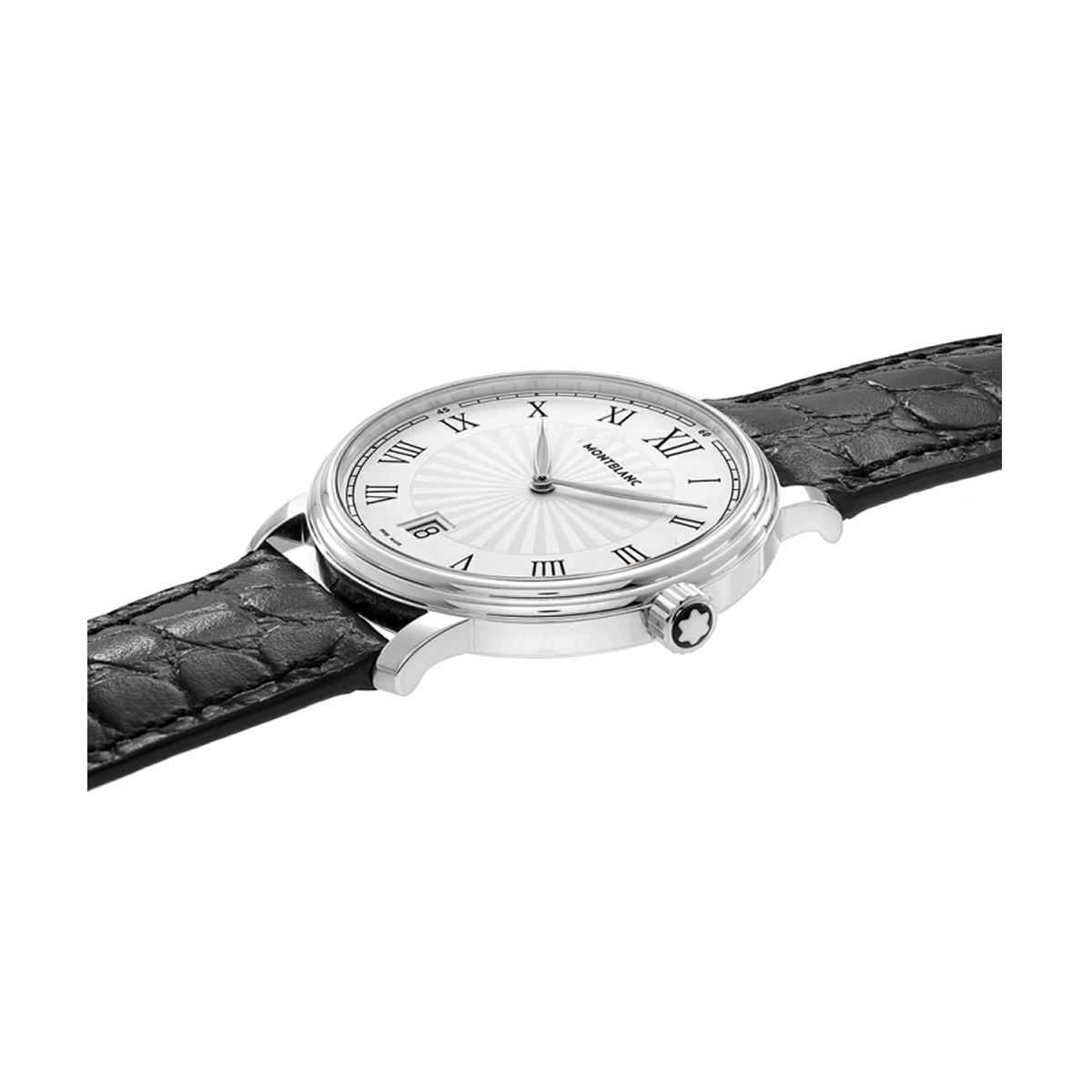 fd5bdf39508 Relógio Montblanc Tradition Date