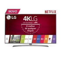 Smart TV LED 4K Ultra HD LG UJ6585 com Wi-Fi, webOS 3.5, Painel IPS, Upscaler 4K e HDR