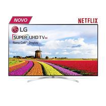 Smart TV LED 4K SUHD LG SJ9500 com Wi-Fi, HDR, webOS 3.5 e harman/kardon