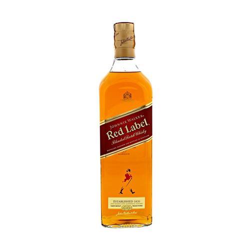 Whisky Johnnie Walker Red Label 1000ml