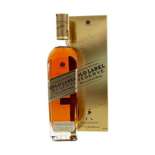 Whisky Johnnie Walker Gold Label Reserve 18 anos 750ml