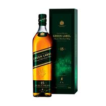 Whisky Johnnie Walker Green Label 15 anos 750ml