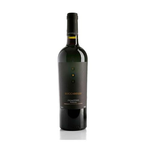Vinho Primitivo Puglia Itália