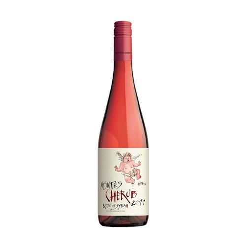 Vinho Rosé Montes Cherub Syrah Chile 2011 750ml