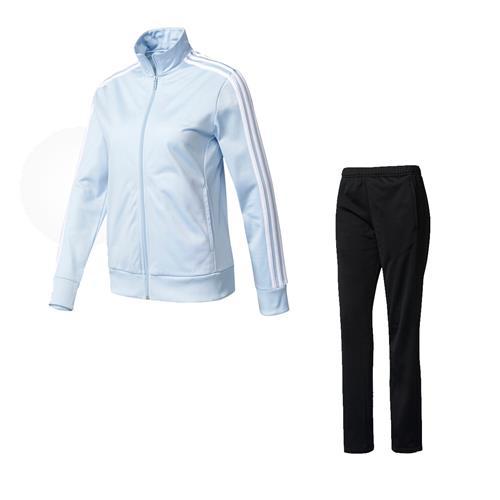 87293bcd993 Agasalho Adidas Back 2 Basics Feminino