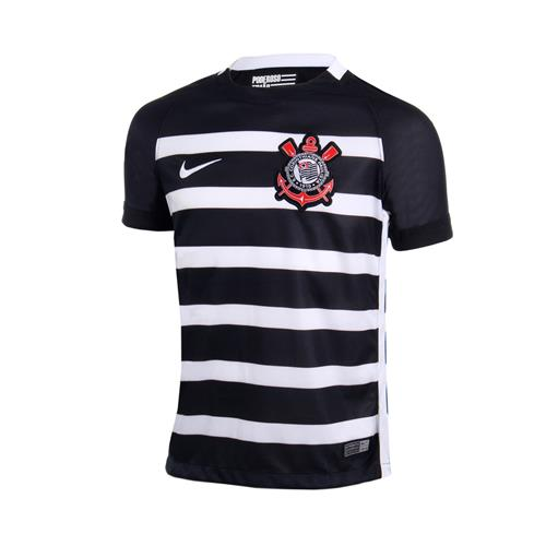 Camisa Nike Corinthians II 2015/2016 Torcedor Masculina