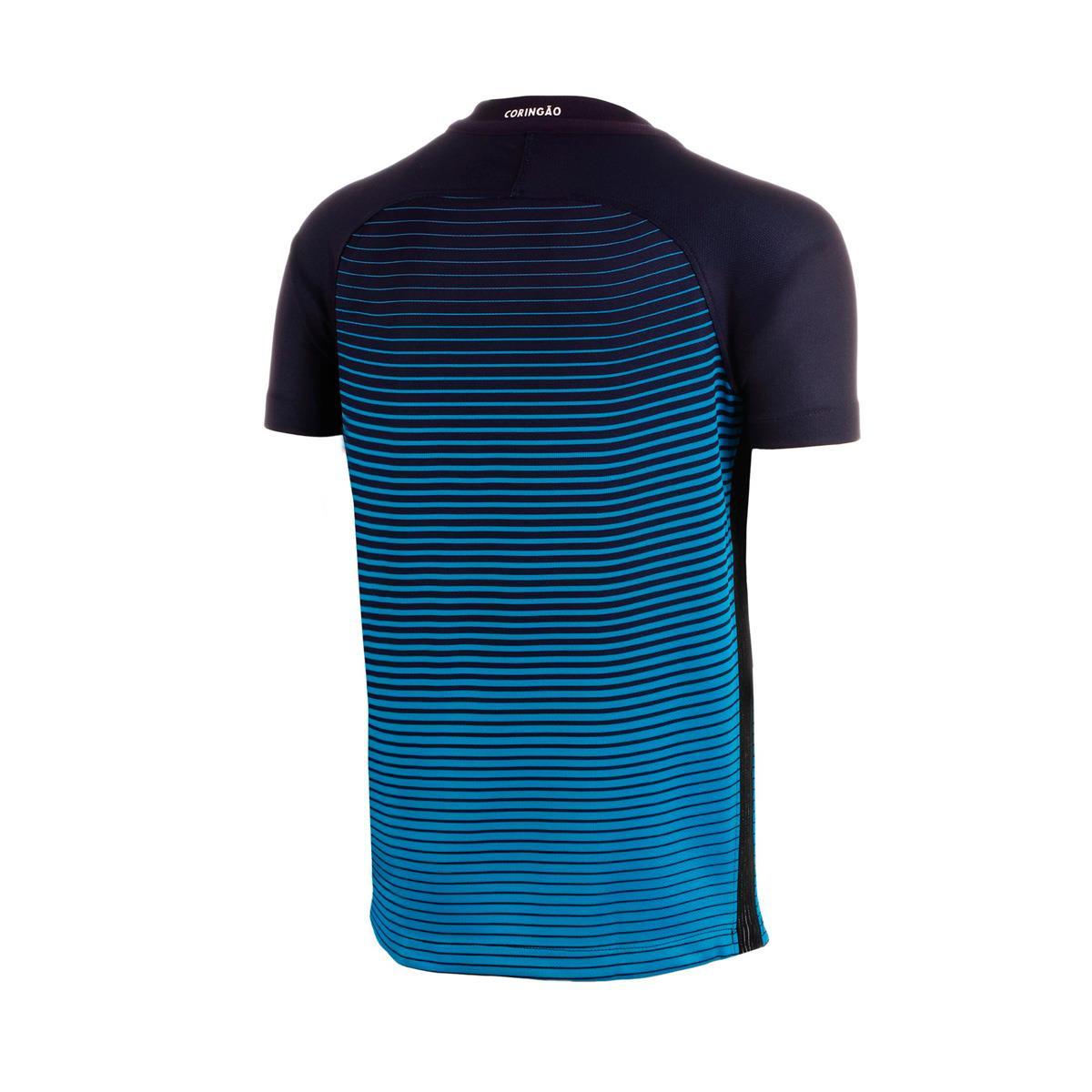 Camisa Nike Corinthians III 2016 2017 Torcedor Masculina 9ad6ce57b2f06