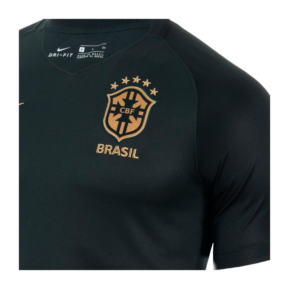 Camisa Nike CBF III 2017 Torcedor 4eb16441ea073