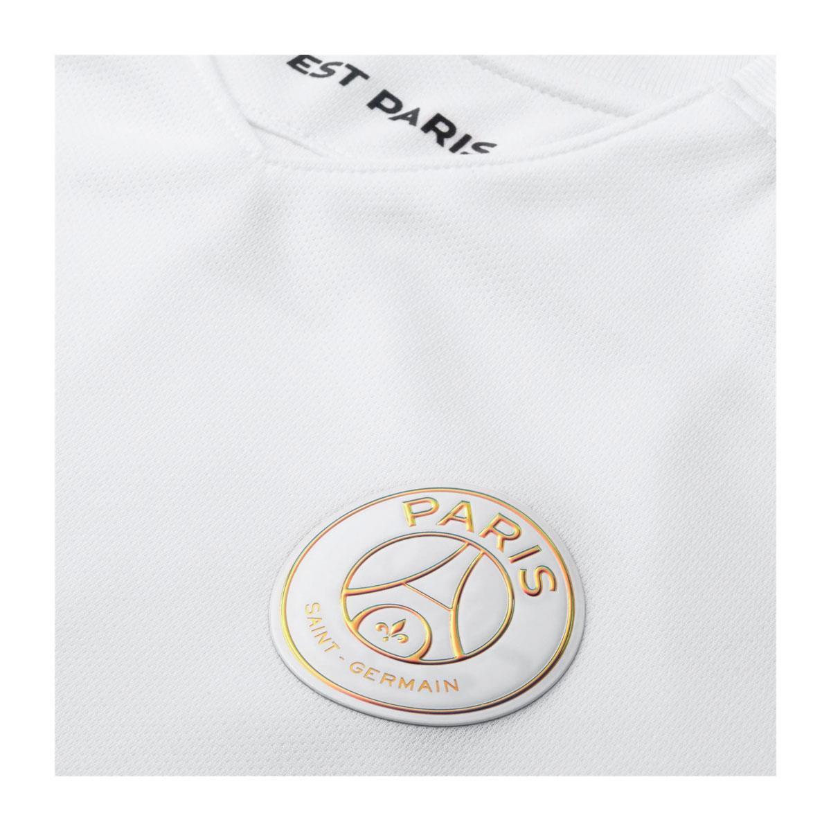 Camisa NiKe PSG III Torcedor 2016 2017 Branca 65b2cfd95ad78