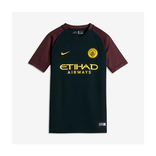b36974592c96 Camisa Nike Manchester City II Torcedor Infantil 2016/2017