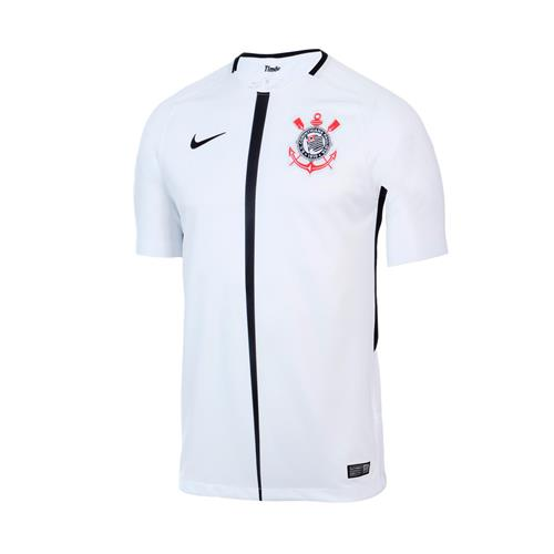 Camisa Nike Corinthians I 2017 2018 Torcedor Masculina a2806de0fa3e2