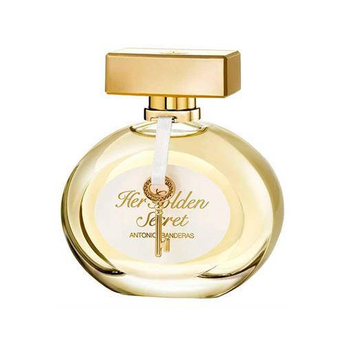 Perfume Antonio Banderas Her Golden Secret Eau de Toilette Feminino