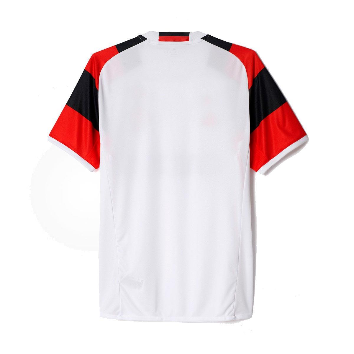 5072643e7eb9c Camisa Adidas Flamengo II 2016 2017 Tocedor Masculina