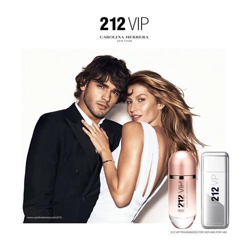 Perfume Carolina Herrera 212 VIP Rosé Eau de Parfum Feminino