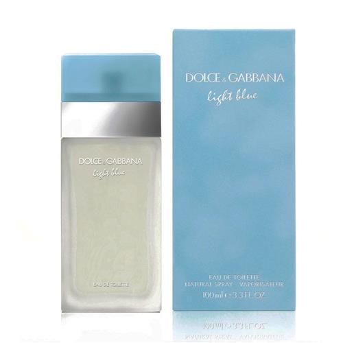 Perfume Dolce & Gabbana Light Blue Eau de Toilette Feminino