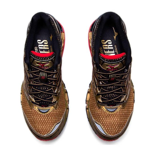 mizuno wave prophecy golden