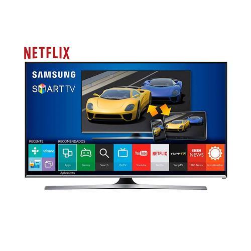 Smart TV LED Full HD Samsung J5500AGXZD com Wi-Fi, Conversor Integrado e Youtube