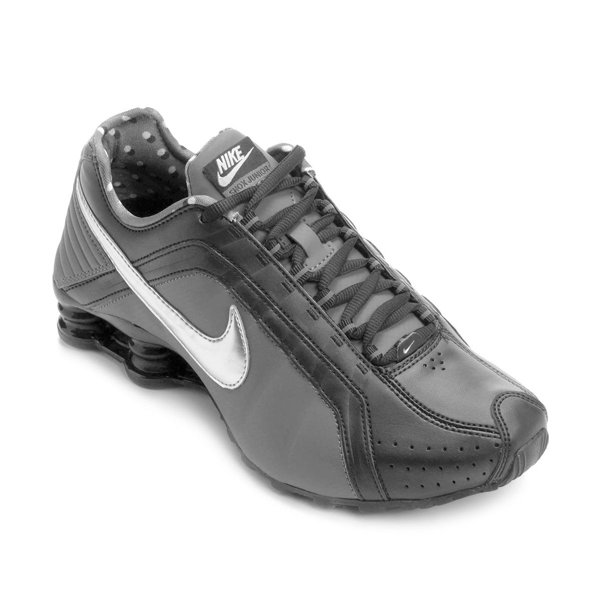 reputable site 5005c 92a8c Tênis Nike Shox Junior Feminino