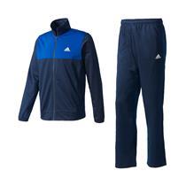 Agasalho Adidas Back 2 Basics Masculino Azul f7d8fd47989dc