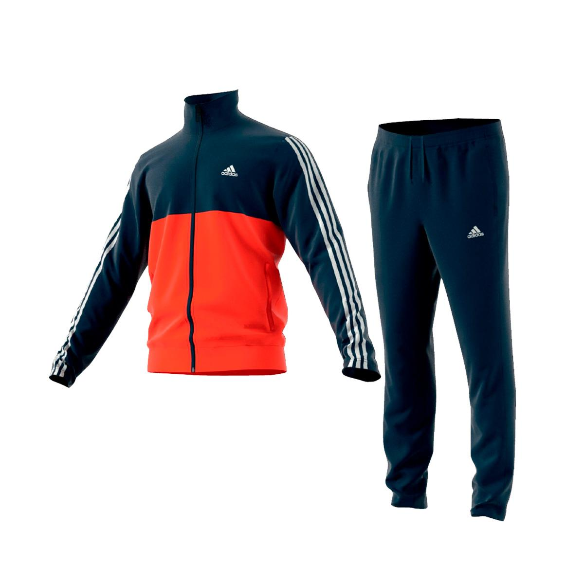 f713e1280b Agasalho Adidas Back2Bas 3S Masculino Preto