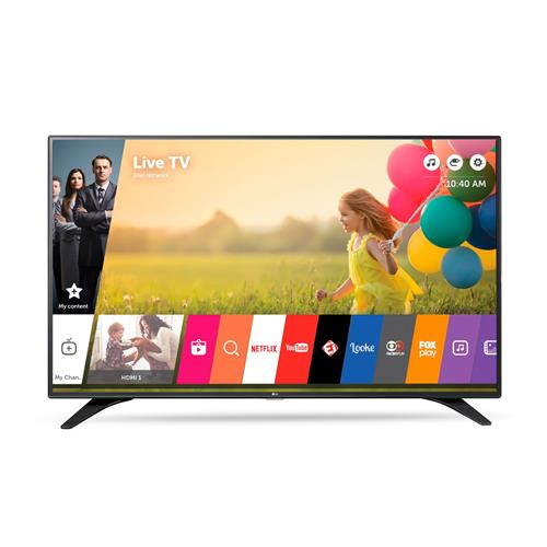Smart TV LED Full HD LG LH6000 com Wi-Fi, Painel IPS, Conversor Integrado, WebOS e HDMI