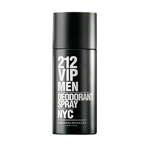 Desodorante Carolina Herrera 212 Vip Men Masculino 150ml