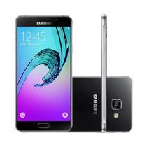 """Smartphone Samsung Galaxy A7 2016 com Dual Chip, Tela de 5.5"""", 4G, 16 GB, Câmera 13MP + Frontal 5MP e Android 5.1"""