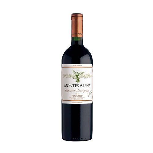 Vinho Montes Alpha Cabernet Sauvignon Chile