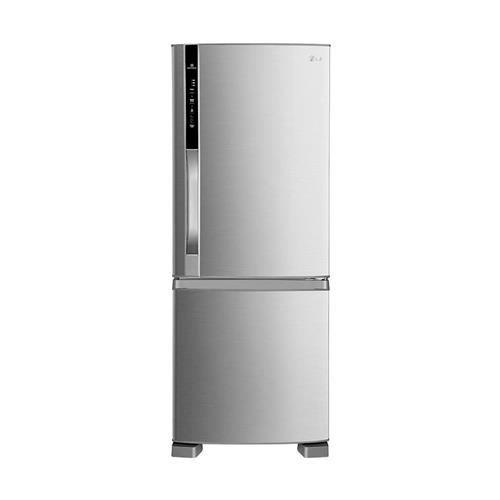 Refrigerador LG Fresh & Light Bottom Freezer Aço Escovado 423L GB42