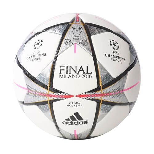 Bola Adidas UEFA Final Champions League Milano 2016 9e972aa1d294b