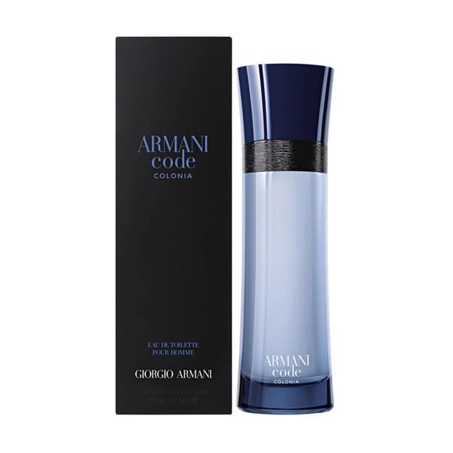 a39458598 Perfume Giorgio Armani Code Colonia Eau de Toilette Masculino. Ampliar