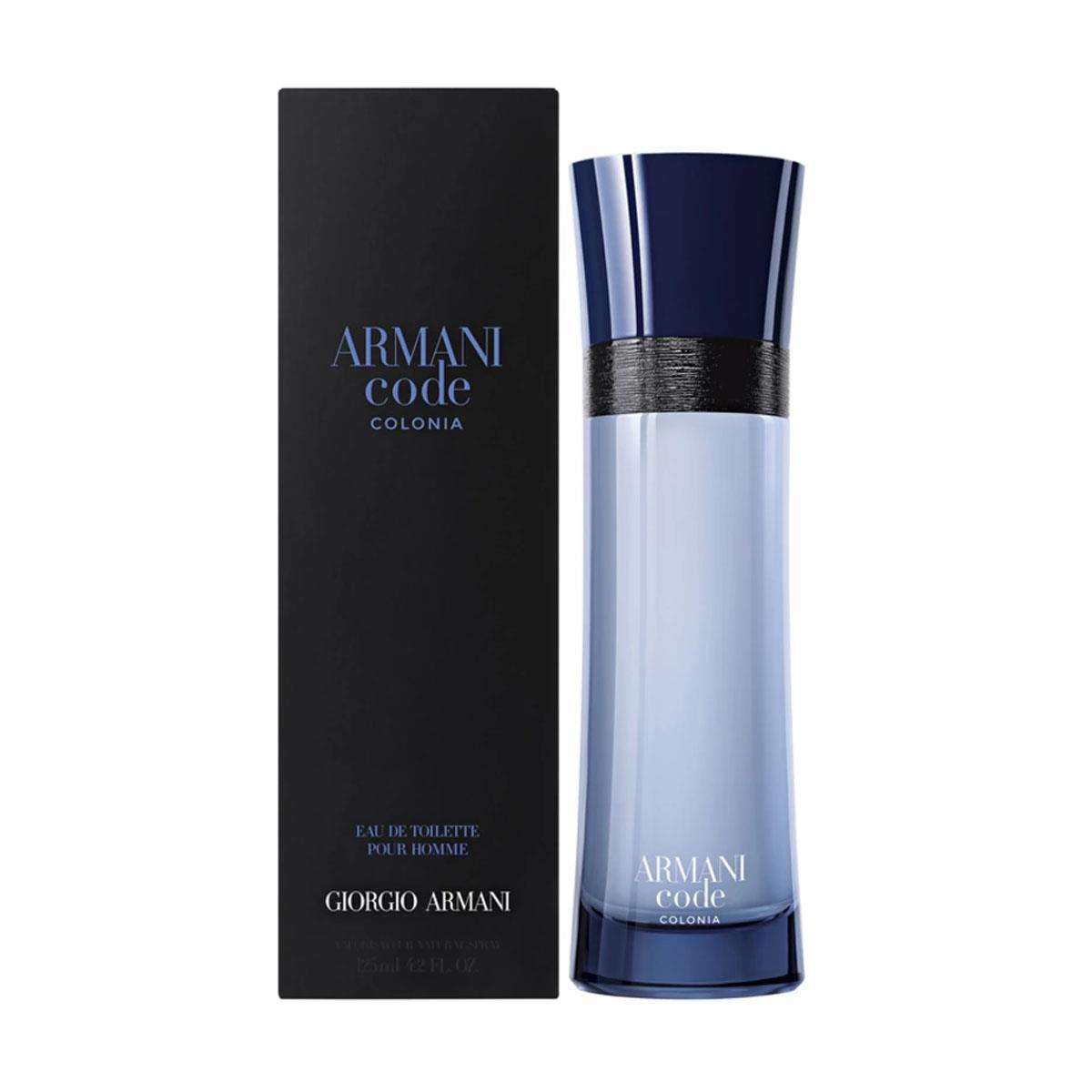 9f81c36284e Perfume Giorgio Armani Code Colonia Eau de Toilette Masculino