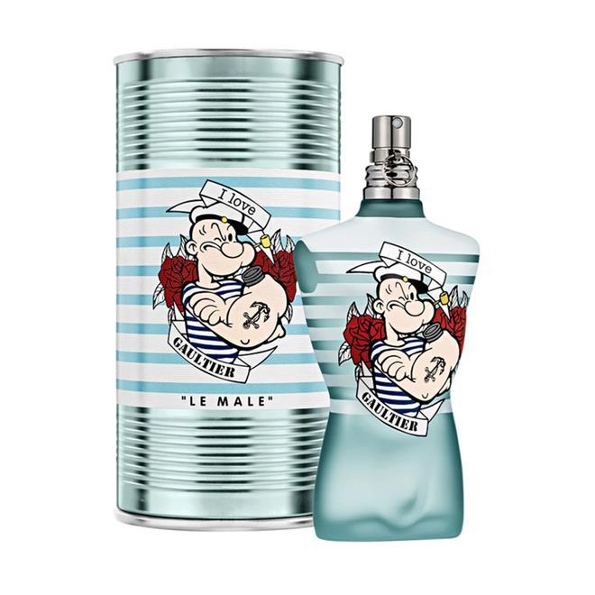 0e347c952b Perfume Jean Paul Gaultier Le Male Popeye Eau Fraîche Eau de Toilette  Masculino. Ampliar