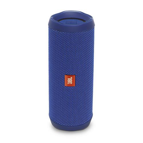 Caixa de Som Portátil JBL Flip 4 com Bluetooth e à Prova D'Água