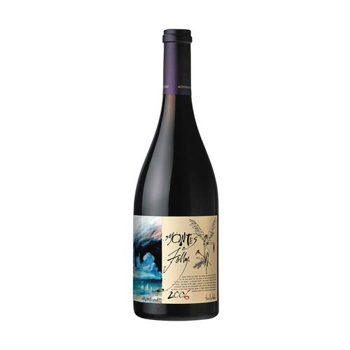 Vinho Montes Folly Syrah Chile