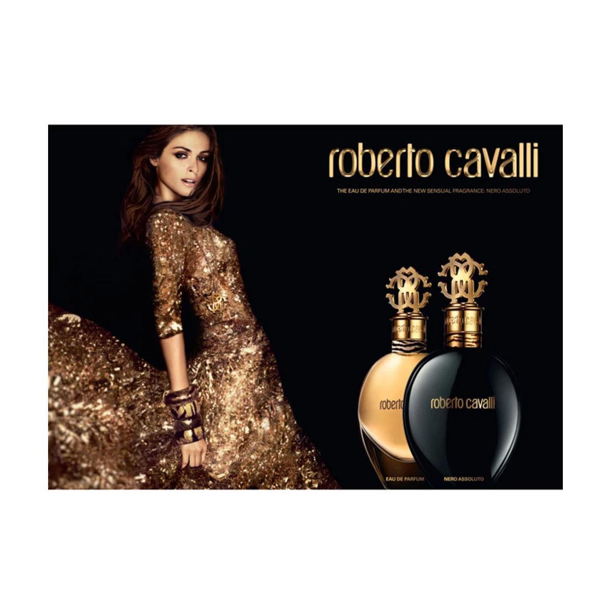 ecafdd0cdfc1a Perfume Roberto Cavalli Nero Assoluto Eau de Parfum Feminino