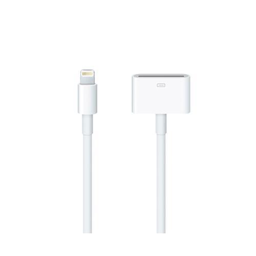Adaptador de Lightning Apple para 30 pinos 0,2 m MD824BZ/A