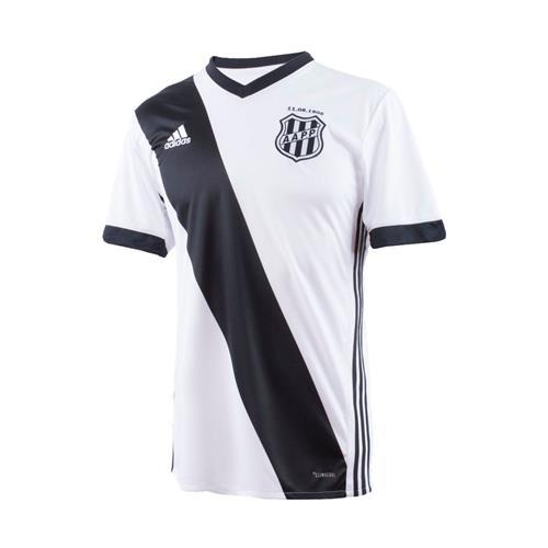 ... Camisa Adidas Ponte Preta Torcedor I 2017 2018 Masculina df848e8eabcdf3  ... f6e52d4cccba3