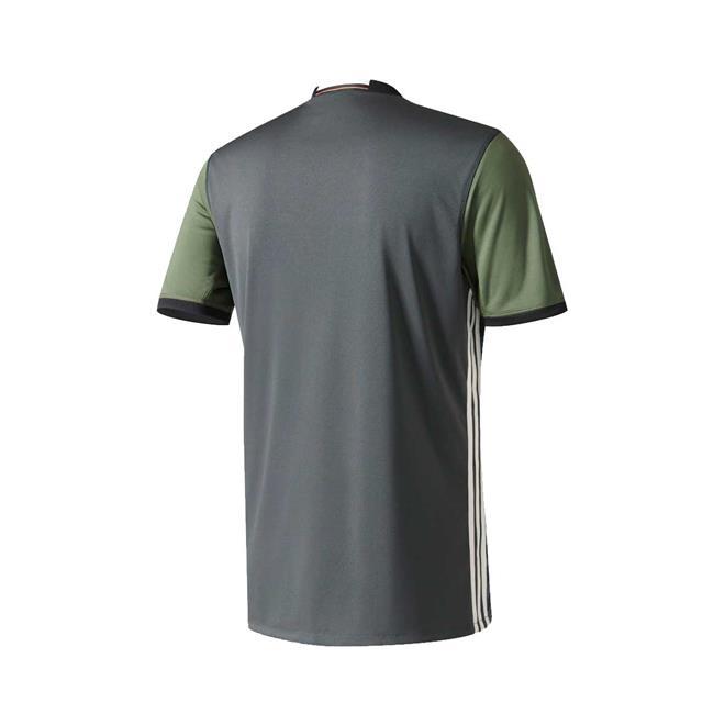 72d8c720d0f94 Camisa Adidas Alemanha II Cinza Escuro. Ampliar