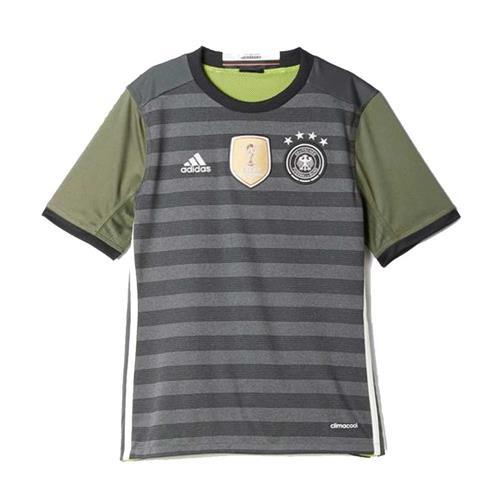Camisa Adidas Alemanha II Infantil f6eab984017cb