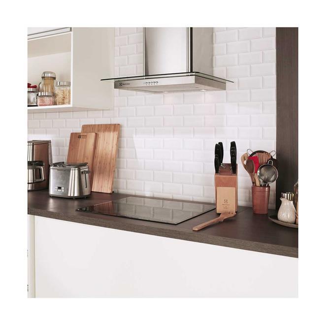 coifa de parede electrolux 60cv 60 cm e vidro
