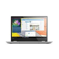 "Notebook Touch 2-em-1 Lenovo Yoga 520 14"" Intel Core i7-7500U 8GB 1TB com leitor de impressão digital e Windows 10"