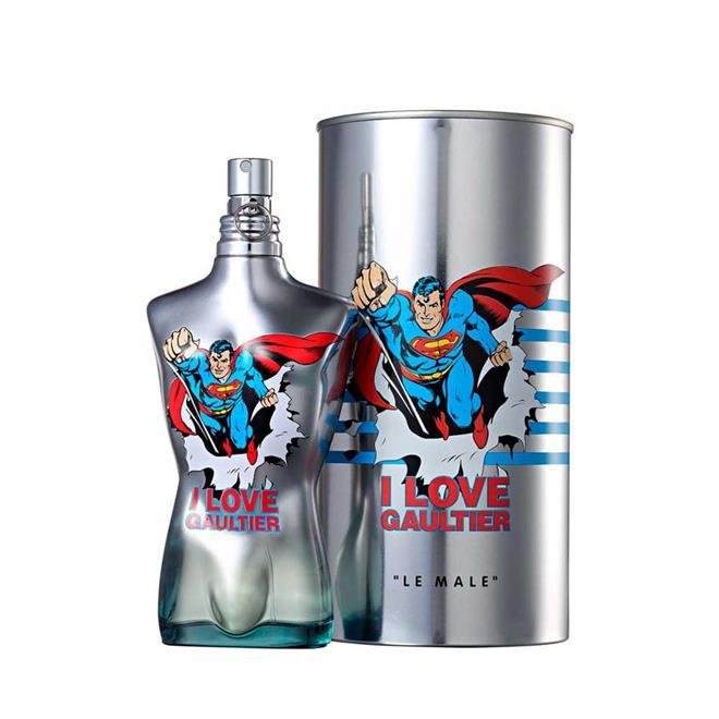 Perfume Jean Paul Gaultier Le Male Superman Eua Fraiche