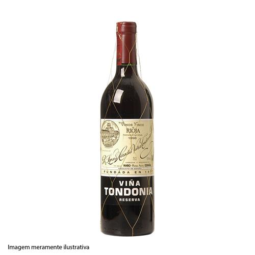 Vinho Viña Tondonia Reserva Espanha