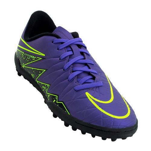 bf71a51a569ff Chuteira Society Nike Jr Hypervenom Phelon II TF