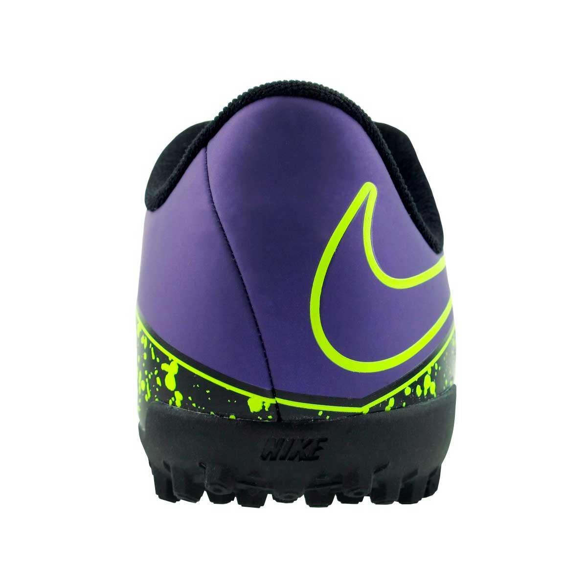 Chuteira Nike Jr Hypervenom Phelon II TF 874859bc291cf