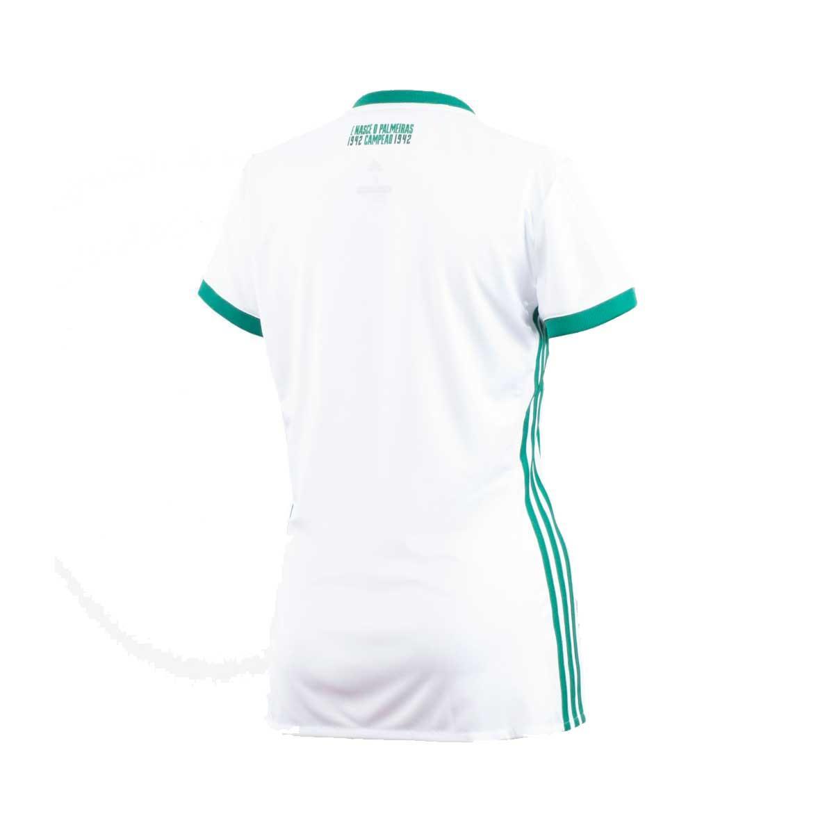 97a462e821 Camisa Adidas Palmeiras II 2017 Feminina