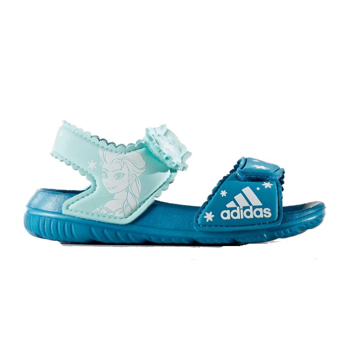 884b78784b8 Sandália Adidas Dy Frozen Altaswim Gi